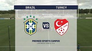 2016 Nike Friendlies: Brazil vs. Turkey