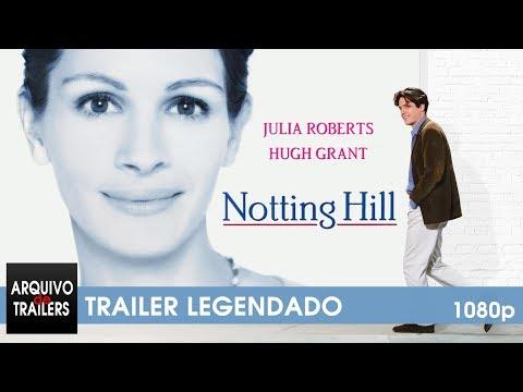 Um Lugar Chamado Notting Hill (Notting Hill 1999) - Trailer Legendado