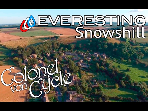 EVERESTING SNOWSHILL - CYCLING THE HEIGHT OF EVEREST