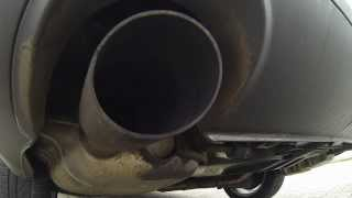 VW Passat 3.2 V6 FSI DSG 4MOTION sound and acceleration