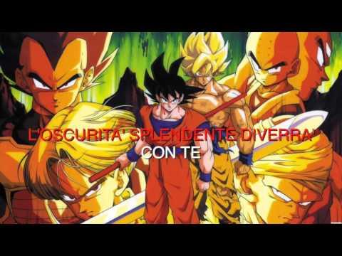 Dragon Ball Z - What is my destiny - Karaoke con testo