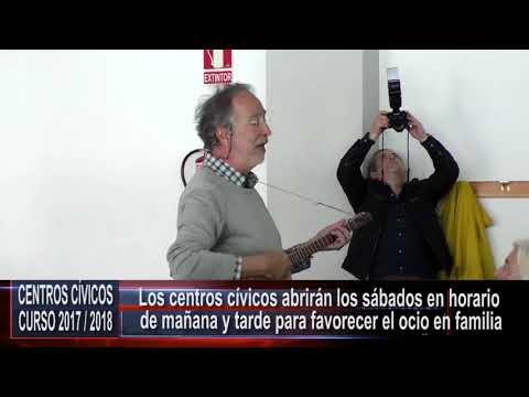 Curso 2017-2018 Centros Cívicos Santander