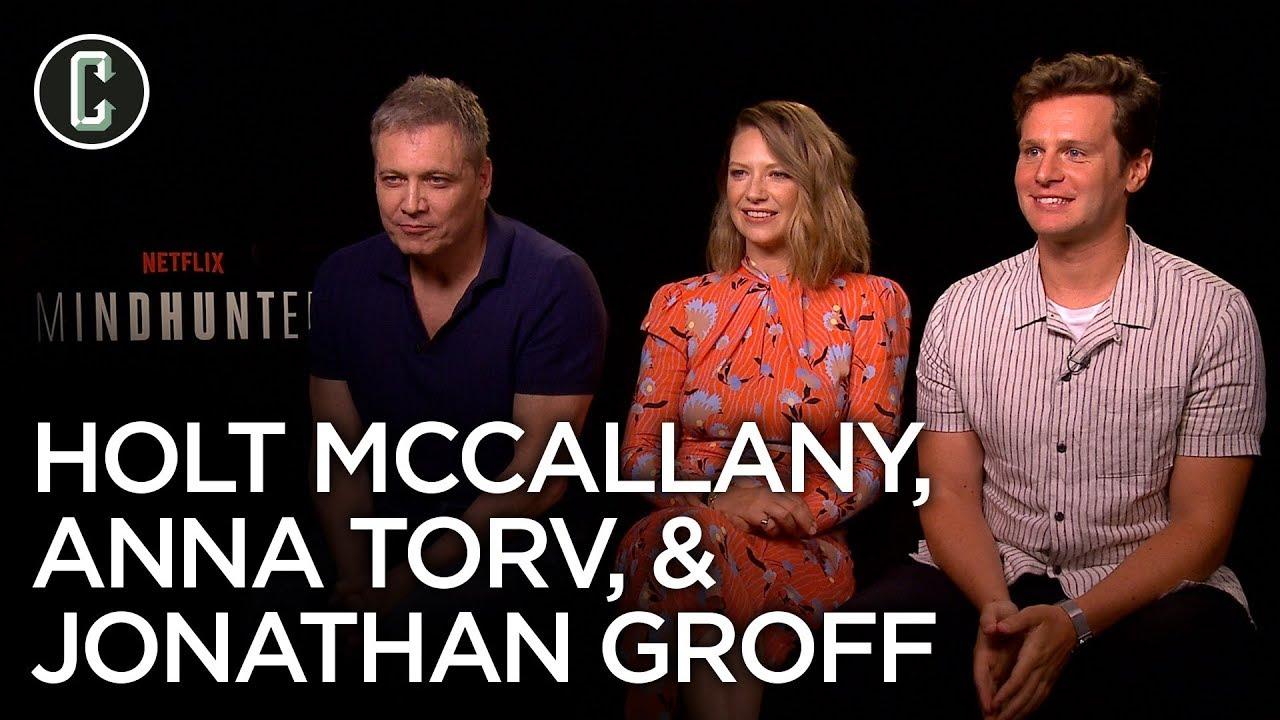 Download Mindhunter Season 2: Jonathan Groff, Anna Torv & Holt McCallany Interview