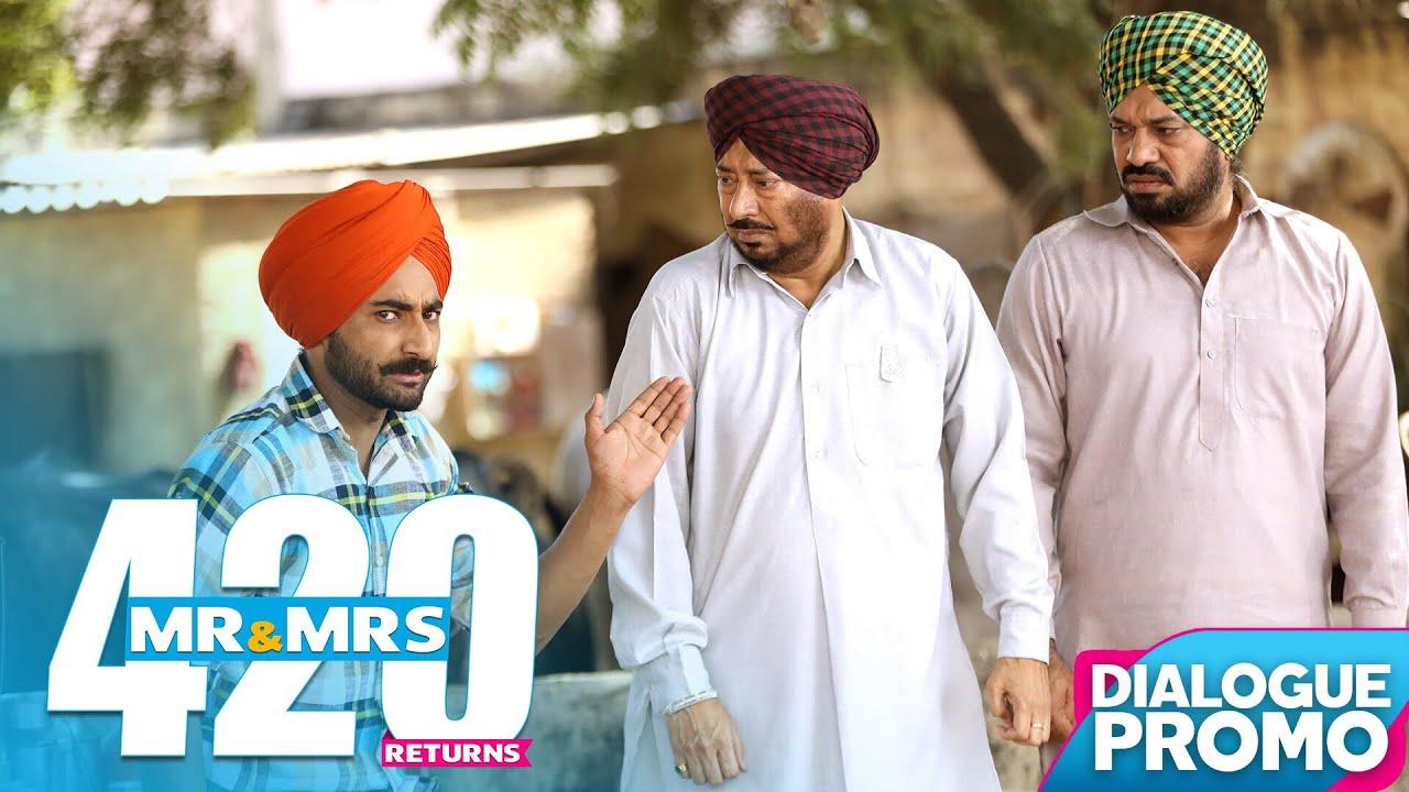 Mr & Mrs 420 Returns || Ranjit Bawa , Payal Rajput || Film Releasing on 15th August