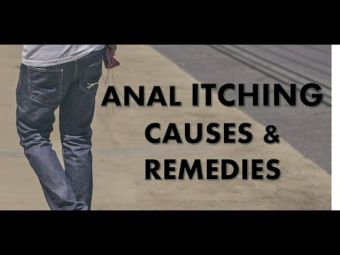 Anal Itching Treatment