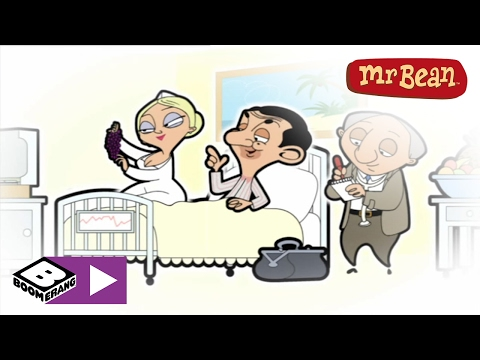 Mr Bean | Hospital | Boomerang Africa