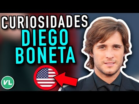 Diego Boneta - Curiosidades / Secretos / Datos / Cosas que NO SABIAS - Luis Miguel La Serie