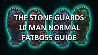 One of FatbossTV's most viewed videos: Stone Guards 10 Man Normal Mogu'shan Vaults Guide - FATBOSS