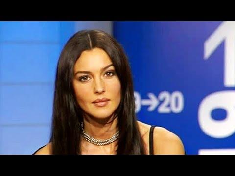 Monica Bellucci interview 2001