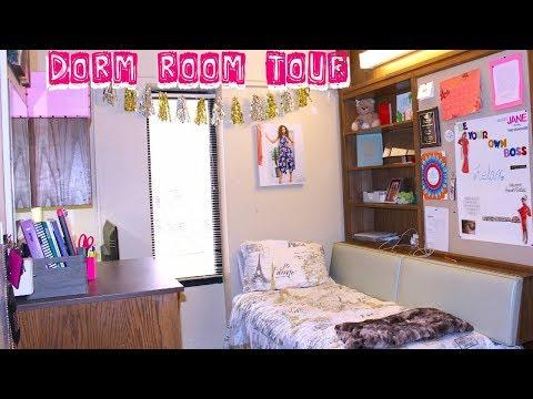 Freshman Dorm Room Tour   Oklahoma City University