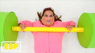 Vlad ayuda a perder peso a la grasa mamá
