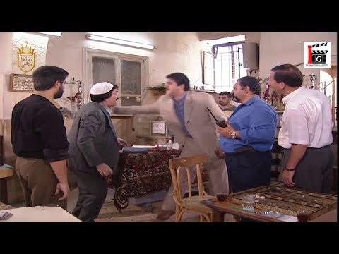 بدو يصلح التلفزيون بالقهوة ضربو ضرب واحد شوفو شو صار معو مصايب من هالضربة ـ ياسر العظمة