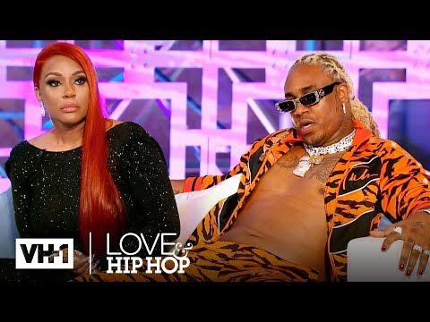 A1 & Lyrica Put It All On The Table | Love & Hip Hop: Hollywood