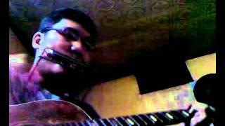 Cô bé dỗi hờn - Harmonica + guitar