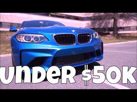 Best Sports Cars Under $50k