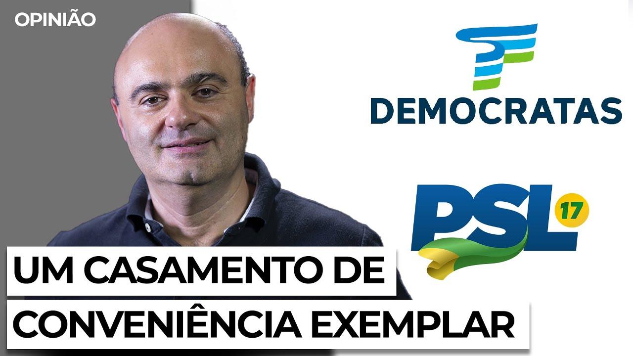 Download Fusão entre DEM e PSL pode viabilizar candidatura