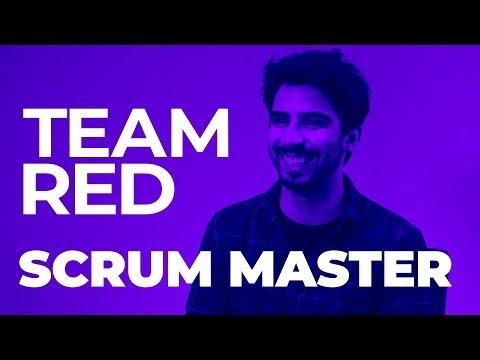 O que faz um Scrum Master? #TeamRed