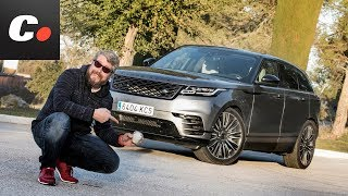 Range Rover Velar SUV   Prueba / Test / Review en Español   coches.net