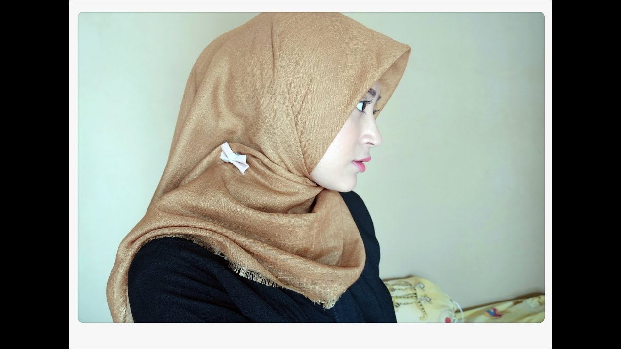 62 Hijab Tutorial Natasha Farani 2 Cara Memakai Jilbab Paris