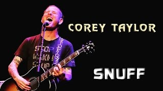 Corey Taylor (Slipknot) - Snuff [Live Clearwater, FL 2016]