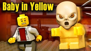 Baby in Yellow LEGO Stop Motion, Animation