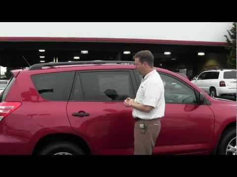 Virtual Video walk around of a 2011 Totoya Rav4 with third row seats from Titus Will Toyota