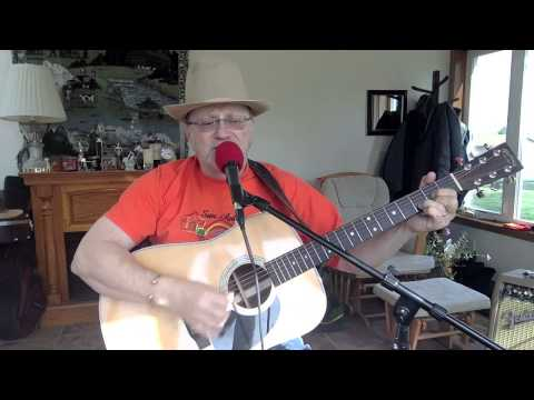 1814  - Tequila Makes Her Clothes Fall Off  - Joe Nichols vocal & acoustic guitar cover with chords