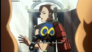 SSF4AE: Yang and Yun Ending English