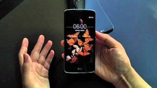 LG K8 LTE обзор(LG K8 выделятся из толпы «серых» и «безликих» своим необычным дизайном с плавными переходами элегантности..., 2016-02-24T19:34:31.000Z)