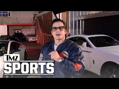 Casper Smart Praises A-Rod, No Jealousy for Dating J Lo | TMZ Sports
