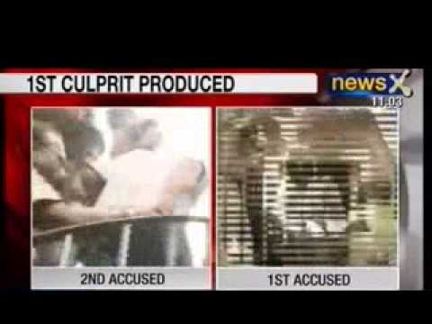 Mumbai Gangrape: Rapists taken to Bhogiwara Court in Mumbai