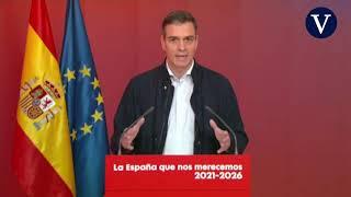 """Sánchez avisa de una """"etapa crítica"""" de la pandemia en España a principios del 2021"""