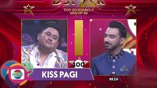 Kiss Pagi- SPEKTAKULER! Penampila Reza Raih Rekor Tertinggi Hingga Tuai Pujian