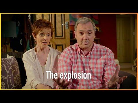 Neighbours  Jackie Woodburne & Alan Fletcher  Ep 7237 Reaction 6