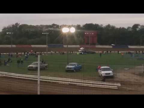 Logan Schuchart Qualifying  Terre Haute Action Track