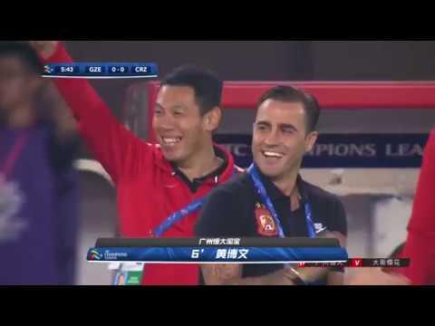 2018 AFC CL   Groups G  Round 6   Guangzhou Evergrande Taobao FC vs Cerezo Osaka