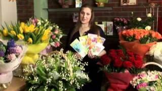 Копоративные подарки на 8 марта от Flower-shop.ru(Для компаний, желающих поздравить своих дам -- коллег, партнеров и важных клиентов -- с 8 марта, салон Flower-shop.ru..., 2010-09-06T05:27:34.000Z)