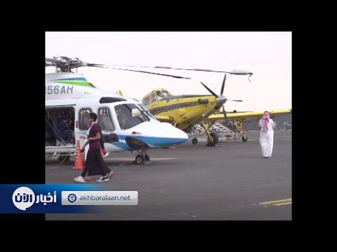 شراكات واتفاقيات في أول معرض سعودي للطيران  - نشر قبل 3 ساعة