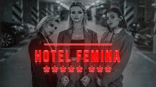 Szparagi - HOTEL FEMINA ***** *** feat. Guova (Official Video)