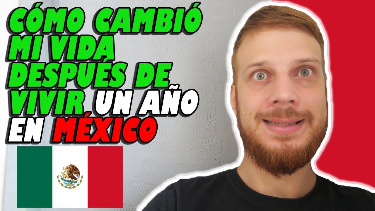 ¡1 AÑO en MÉXICO! Que me ENSEÑÓ MÉXICO y como CAMBIÓ MI VIDA despues de vivir 1 AÑO en MÉXICO. RUSO.