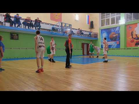 РБЛ  Сборная 2003 vs РГУПС 31 10 19