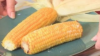 How To Bake Corn