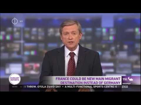 AfD Success Causing Migrants To Head For France Instead Of Germany