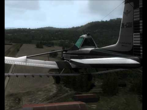FSX Down To The Waterline