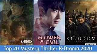 Top 20 Mystery Thriller K-Drama 2020