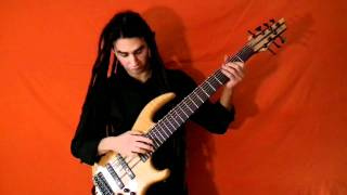 Bach - Menuet in G minor (tapping)