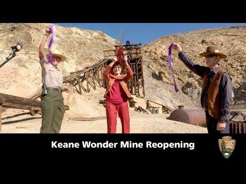Keane Wonder Mine Reopening