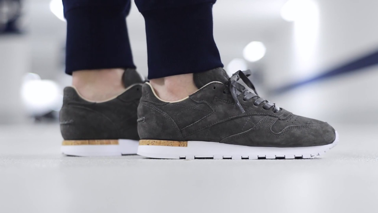 new york on sale online how to buy REEBOK CL LEATHER LST BD1903 - MATE