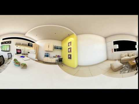 Video 360 - Ruang kantor - Office room - Bogor