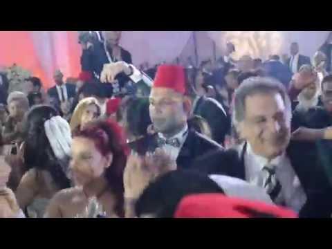اتفرج على رقص سمية الخشاب وايهاب توفيق فى فرح بنت فيفى عبده thumbnail